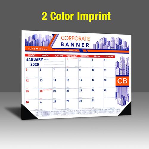 CA202 Reflex Blue & PMS 185 Red Base - 2 Color Imprint