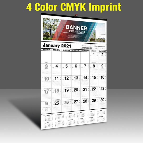 WA101 Black Base - CMYK Imprint