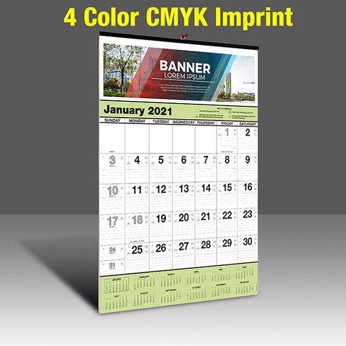 WA101-C - 4 Color CMYK Imprint
