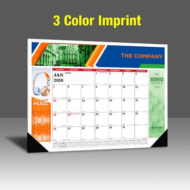 CA208 Black & PMS 185 Red - 3 Color Imprint