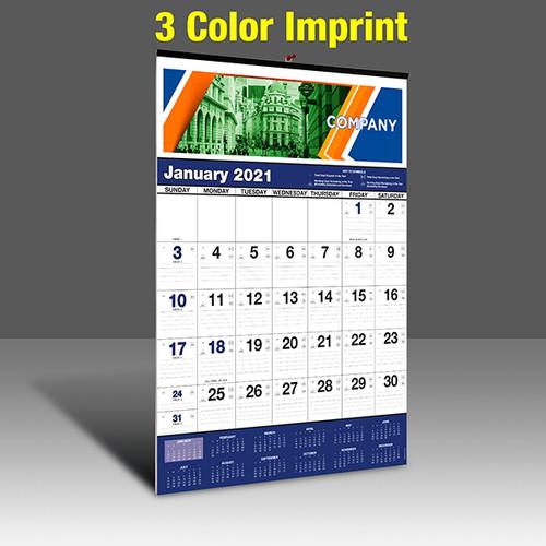 WA102 Black+Reflex Blue - 3 Color Imprint