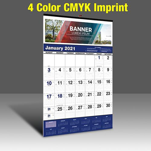 WA102 Black+Reflex Blue - CMYK Imprint