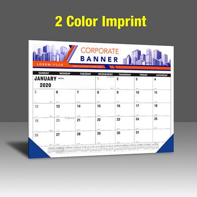 CA201 Black Base: 2 Color Imprint