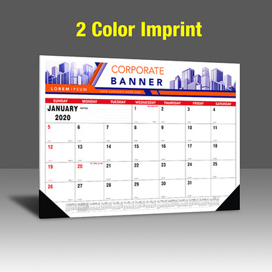 CA201 Black+PMS 185 Red Base - 2 Color Imprint