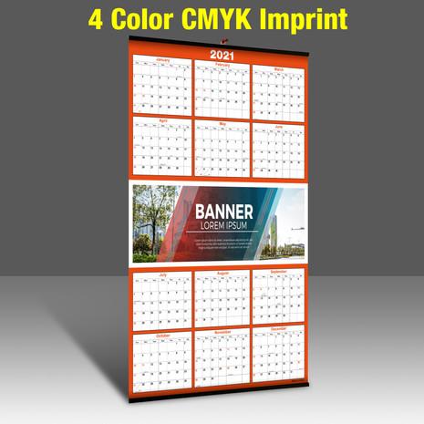 YP343 - 4 Color CMYK Imprint