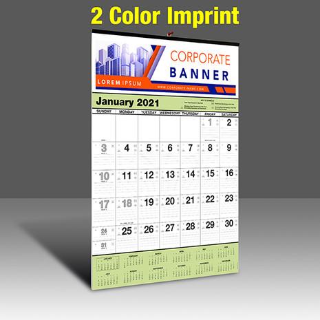 WA101-C - 2 Color Imprint