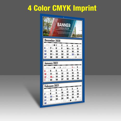 TMP316 - 4 Color Process Imprint