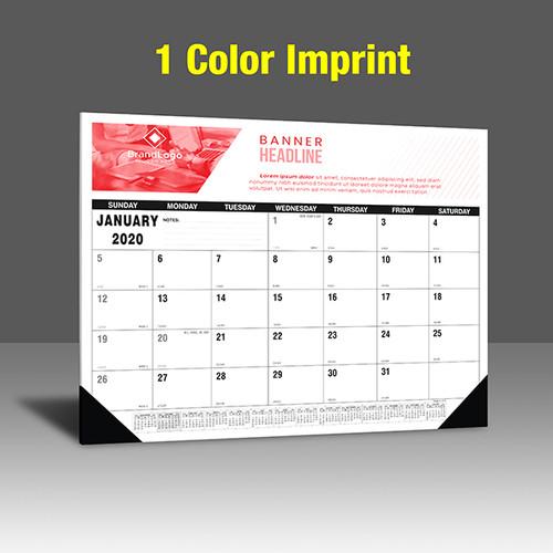 CA201 Black Base: 1 Color Imprint