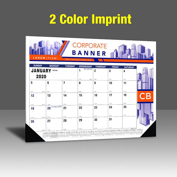 CA202_Black+Reflex Blue Base - 2 Color Imprint