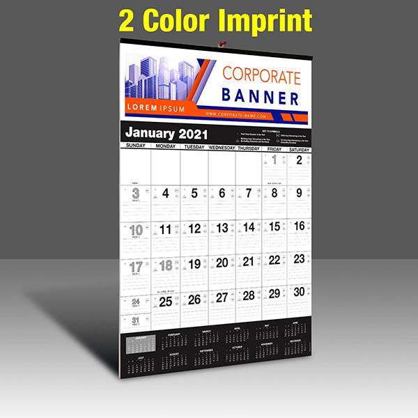 WA102 Black Base - 2 Color Imprint