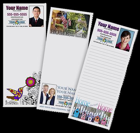 Order custom promotional notepads