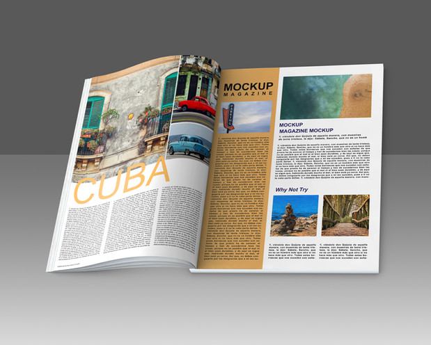 Custom Catalog & Publications