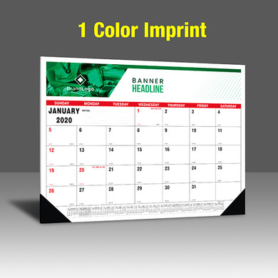 CA201 Black+PMS 185 Red Base - 1 Color Imprint