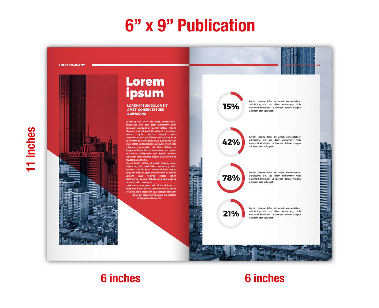 """6"""" x 9"""" Catalog & Publications Specs"""