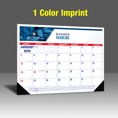 CA201 Reflex Blue+PMS 185 Red Base - 1 Color Imprint