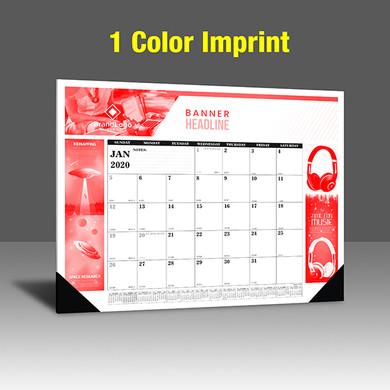 CA208 Black Base - 1 Color Imprint