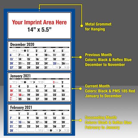 TMP316 - Calendar Info