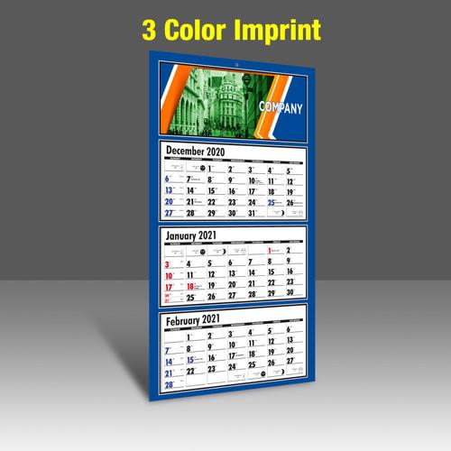 TMP316 - 3 Color Imprint