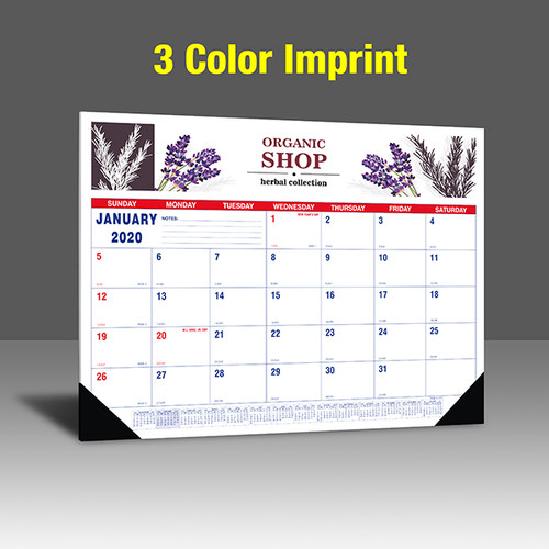 CA201 Reflex Blue+PMS 185 Red Base - 3 Color Imprint
