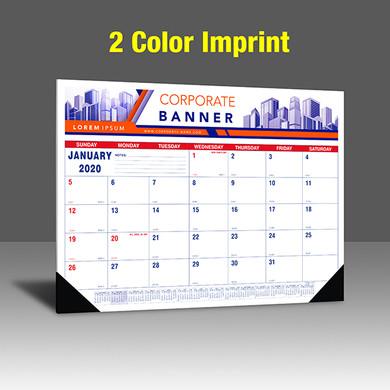 CA201 Reflex Blue+PMS 185 Red Base - 2 Color Imprint