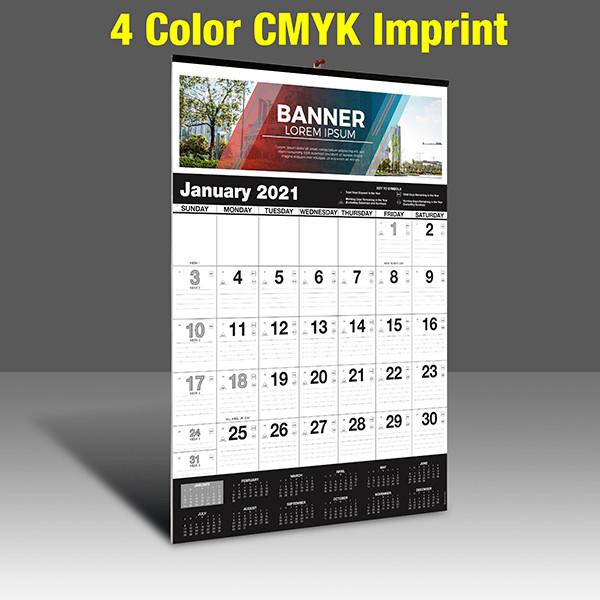 WA102 Black Base - CMYK Imprint