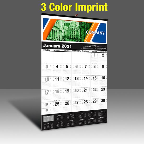 WA102 Black Base - 3 Color Imprint
