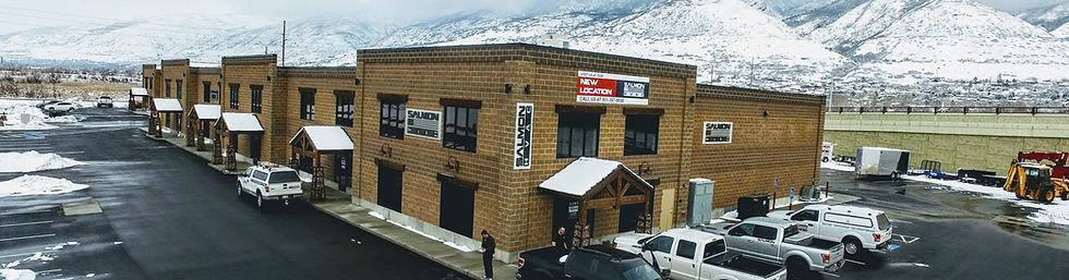 Salmon HVAC office