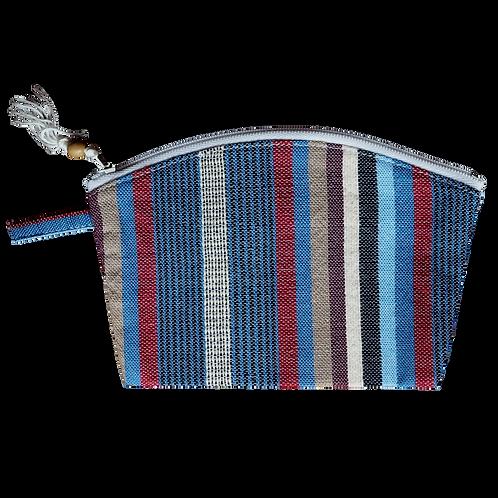 Large Weaving Patterned Wallet Bag - V05