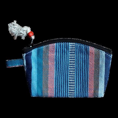 Medium Weaving Patterned Wallet Bag - V06