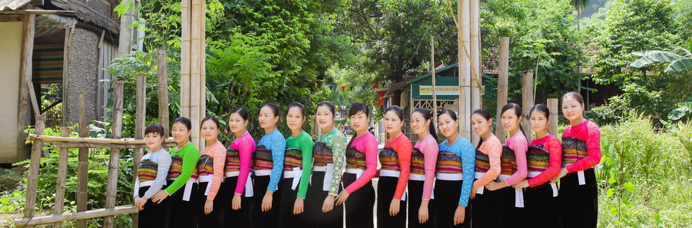 Artisans from Chieng Chau