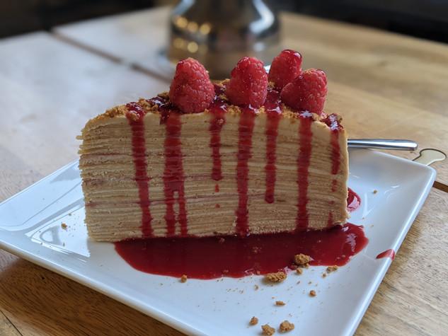 Crêpe Cake