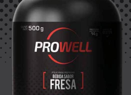Bebida de Fresa 500g
