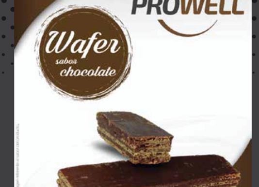 Wafer de Chocolate 252g