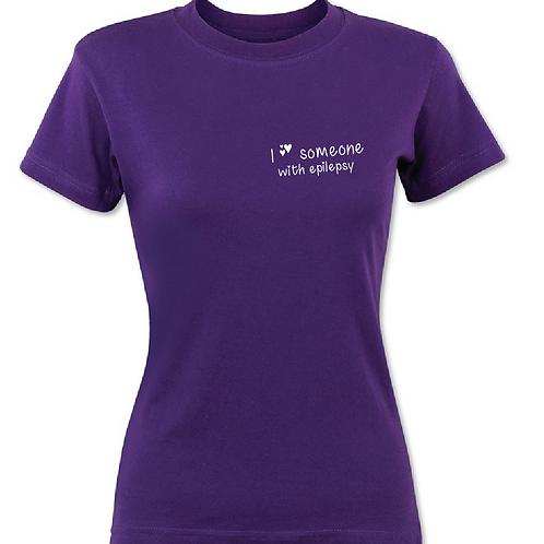 I <3 someone with epilepsy T-Shirt