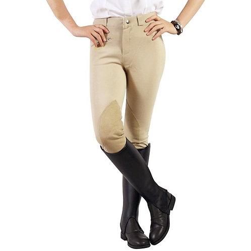 女子柔軟透氣緊身馬術褲 Women Soft Breathable Skinny Tight Horseback Riding Pants