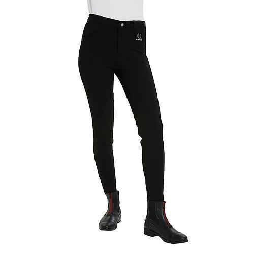 女士低調高品質馬術服Horseback  High Elastic Trousers