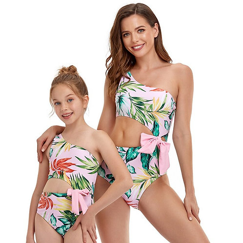 陽光沙灘親子泳裝Sunny Beach Family Swimwear