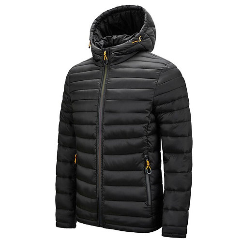 鋪棉羽絨保暖外套Bubble Warm hoodies Coat