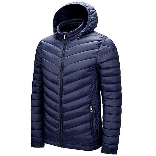 時尚鋪棉羽絨外套Winter Fashion Down Jacket Men