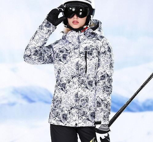 繽紛雪花女性滑雪套裝 Fun Snow Women's Ski Set