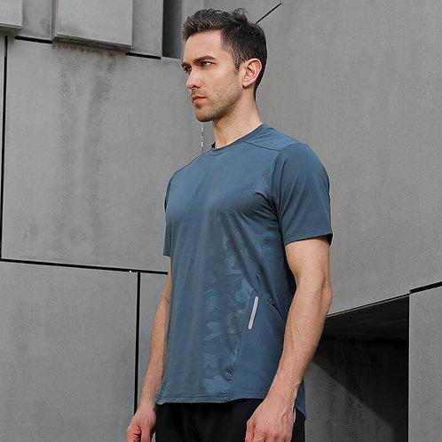 運動跑步T恤 Quick Dry Gym Shirt