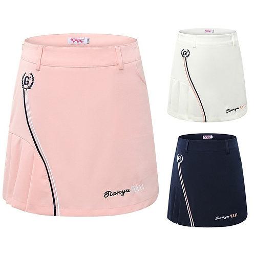 女子專業比賽高爾夫柔軟機能裙子 Women's professional golf soft functional skirt
