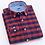 Thumbnail: 紳士牛津休閒衫Men's Casual Plaid Checkered Oxford Cotton Shirts