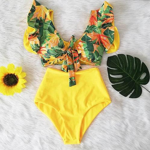五彩繽紛比基尼套裝Colorful bikini suit