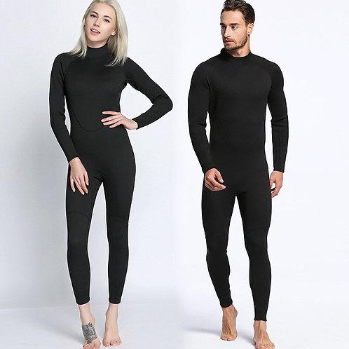 2MM男女連身保暖防水潛水服 2mm Men/Women One-Piece Neoprene Diving Suit