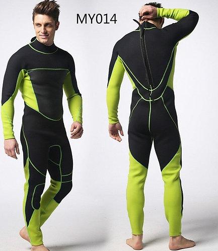 3MM氯丁橡防寒保暖潛水服 3MM Scuba Diving Sui