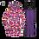 Thumbnail: 甜心女孩超強防水滑雪套裝Sweetheart super waterproof ski suit