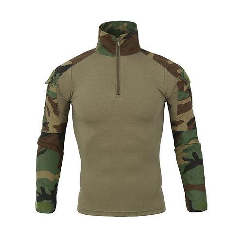 高品質迷彩徒步垂釣狩獵上衣 High Quality Camouflage Tactical Hiking / Hunting Shirt