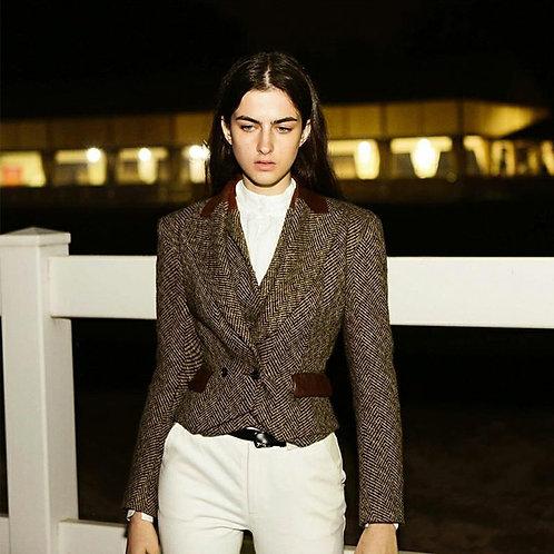 女士馬術背心/外套 Equestrian Clothing Vest / Waistcoat Jacket