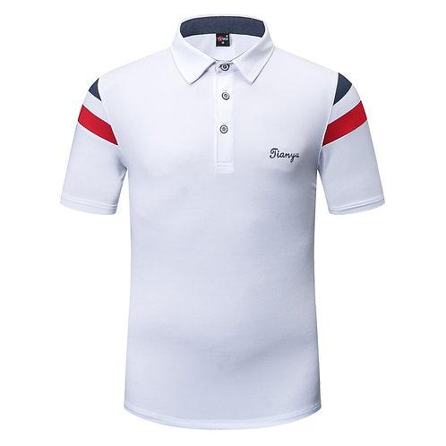 透氣專業高爾夫POLO衫 Quick-Drying Breathable Short Sleeve Golf POLO